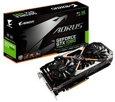 AORUS GeForce GTX 1080 8GB 11Gbps