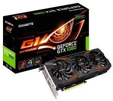 Gigabyte GeForce GTX 1080 8GB G1 Gaming