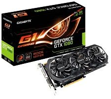 Gigabyte GeForce GTX 1080 8GB G1 ROCK