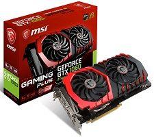 GeForce GTX 1060 6GB 9Gbps GAMING PLUS