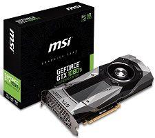 GeForce GTX 1080 Ti 11GB Founders Edition