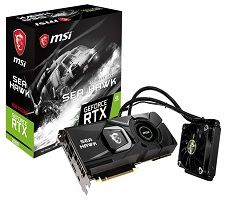 GeForce RTX 2080 8GB Sea Hawk X