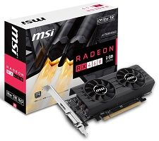 MSI Radeon RX 460 2GB LP