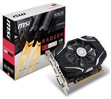 MSI Radeon RX 460 2GB OC