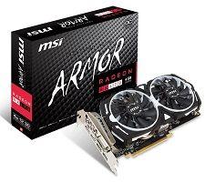 MSI Radeon RX 470 4GB ARMOR OC