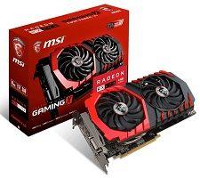 MSI Radeon RX 470 4GB GAMING