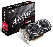 MSI Radeon RX 470 8GB ARMOR