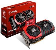 MSI Radeon RX 470 8GB GAMING X