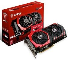 MSI Radeon RX 480 4GB GAMING X