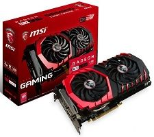 MSI Radeon RX 480 4GB GAMING