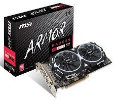 MSI Radeon RX 480 8GB ARMOR