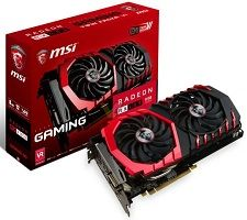 MSI Radeon RX 480 8GB GAMING