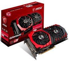 MSI Radeon RX 570 4GB GAMING X