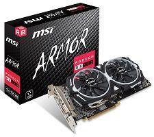 MSI Radeon RX 580 4GB ARMOR