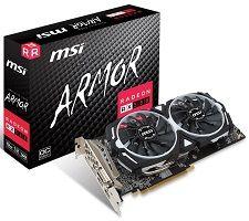 MSI Radeon RX 580 8GB ARMOR OC