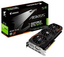 AORUS GeForce GTX 1070 Ti 8GB