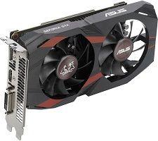 ASUS Cerberus GeForce GTX 1050 Ti OC 4GB Edition