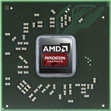 AMD Radeon Pro 555X