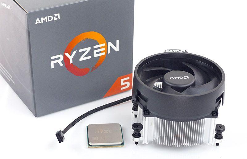 AMD Ryzen 5 2600X معالج جيد للألعاب من شركة AMD