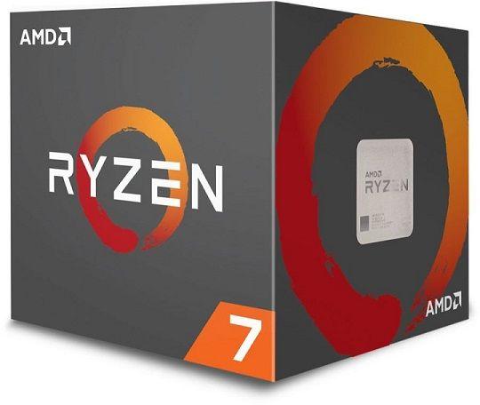 معالج AMD Ryzen 7 2700