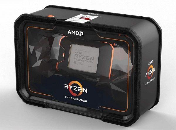 AMD Ryzen Threadripper 2990WX أفضل معالج للألعاب من شركة AMD في 2019