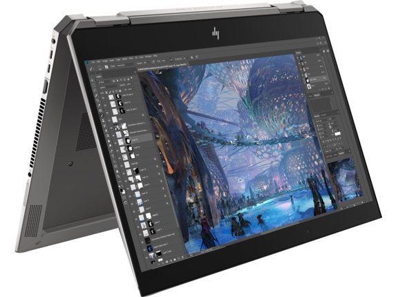 لاب توب HP ZBook Studio x360 G5