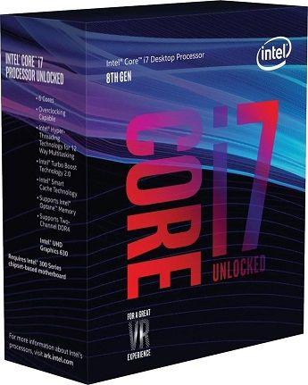 معالج Intel Core i7-8700K