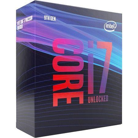 Intel Core i7-9700K أفضل معالج للألعاب بأداء ممتاز بسعر أقل