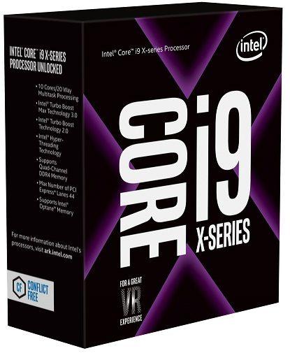 Intel Core i9-7900X أداء فائق السرعة متعدد الأنوية