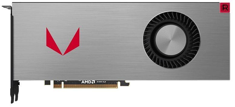 AMD RADEON RX VEGA 64 أفضل كرت شاشة لنظارات الواقع الافتراضى VR