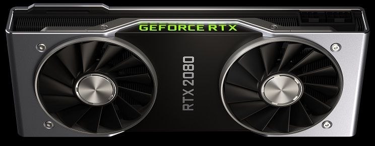 كارت الشاشة NVIDIA GEFORCE RTX 2080