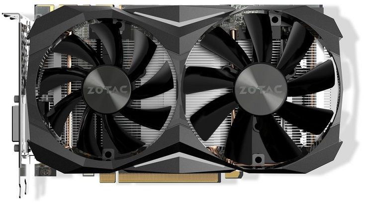 كارت الشاشة ZOTAC GEFORCE GTX 1080 TI MINI