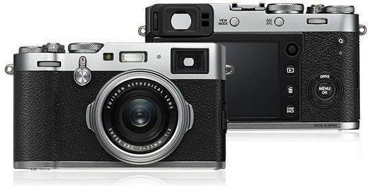 كاميرا Fujifilm X100F أفضل كاميرا صغيرة الحجم