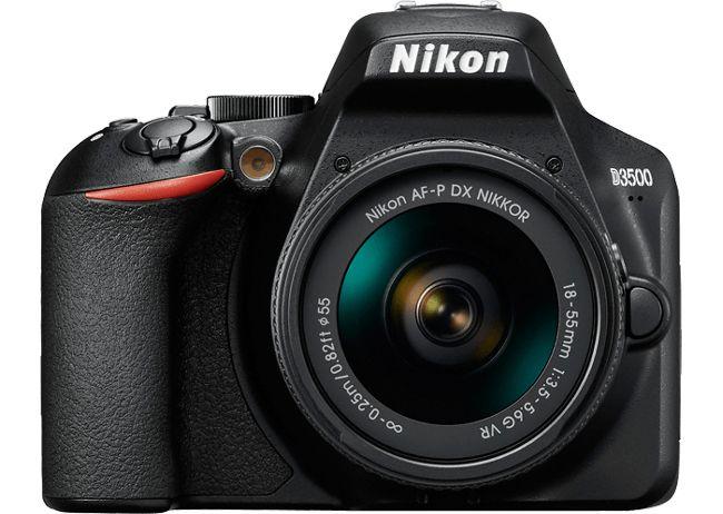 كاميرا Nikon D3500 أفضل الكاميرات التصوير الفوتوغرافى DSLR