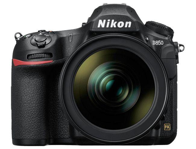 كاميرا Nikon D850 أفضل كاميرا للتصوير بجودة 4K في 2019