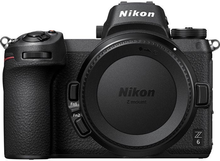 كاميرا Nikon Z6 أفضل كاميرا تصوير في 2019