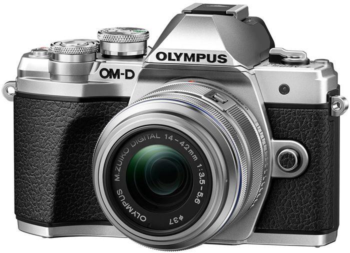كاميرا Olympus OM-D E-M10 Mark III