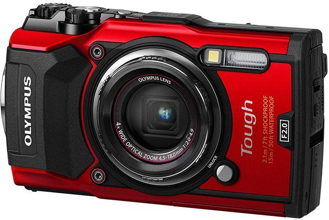 كاميرا Olympus Tough TG-5 أفضل كاميرا تصوير تحت الماء 2019