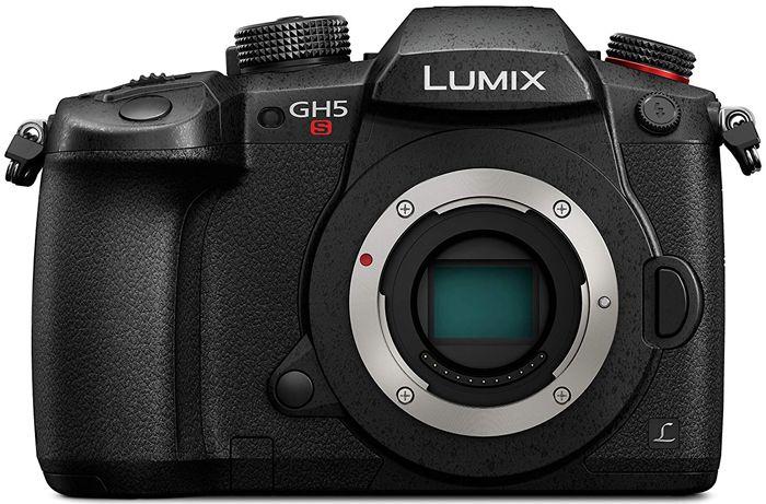 كاميرا Panasonic Lumix GH5S أفضل كاميرات تصوير الفيديو