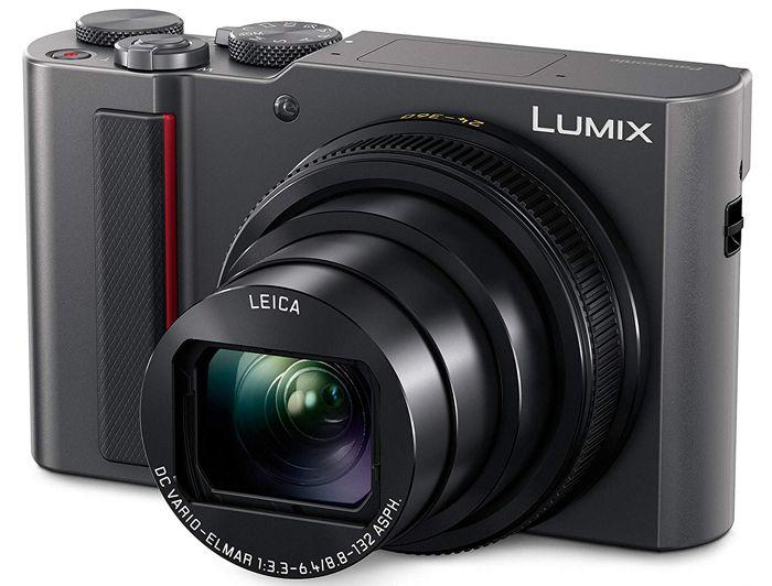 كاميرا Panasonic Lumix ZS200 افضل كاميرا للسفر للتصوير في 2019