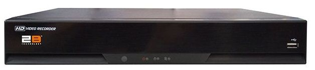 جهاز تسجيل رقمى CM725 - 4CH 720P 25FPS AHD DVR من تو بي