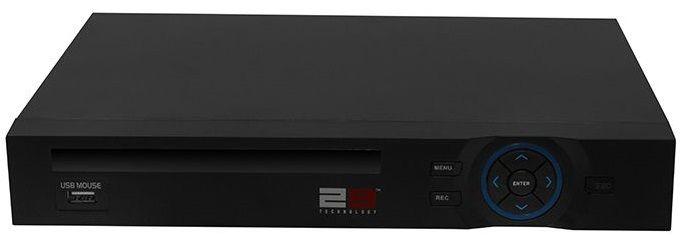 جهاز تسجيل رقمى CM713 4CH 1080N 5-IN-1 AHD DVR من تو بي