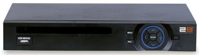 جهاز تسجيل رقمى CM714 4CH 1080N 5-IN-1 AHD DVR من تو بي 2B