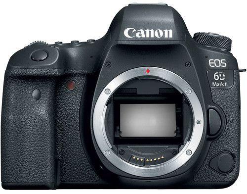 كاميرا Canon EOS 6D Mark II