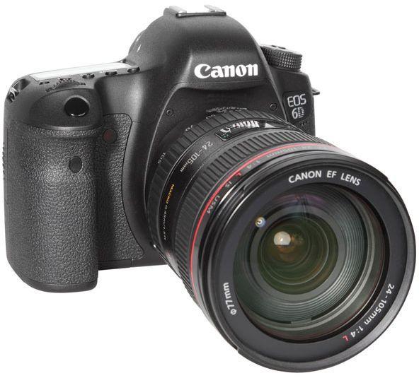كاميرا Canon EOS 6D