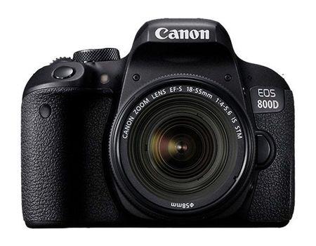 كاميرا Canon EOS 800D EF-S 18-55mm