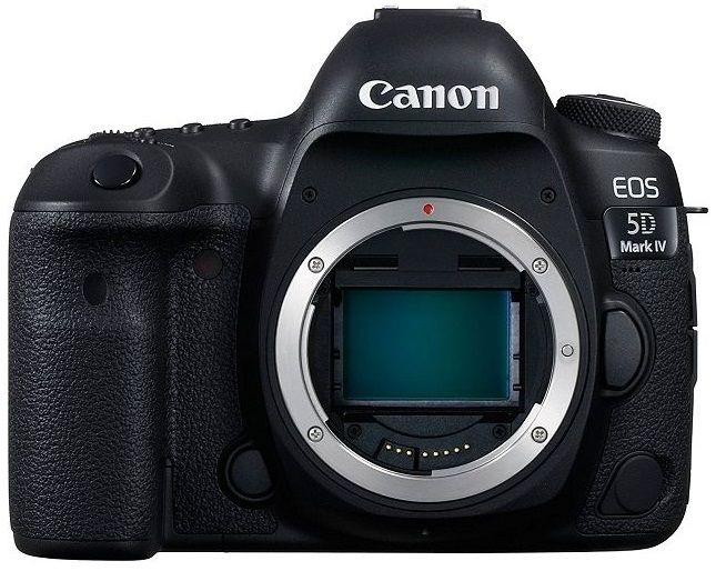 كاميرا Canon EOS 5D Mark IV