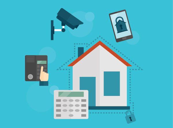 فوائد كاميرات المراقبة في المنازل والعمارات السكنية