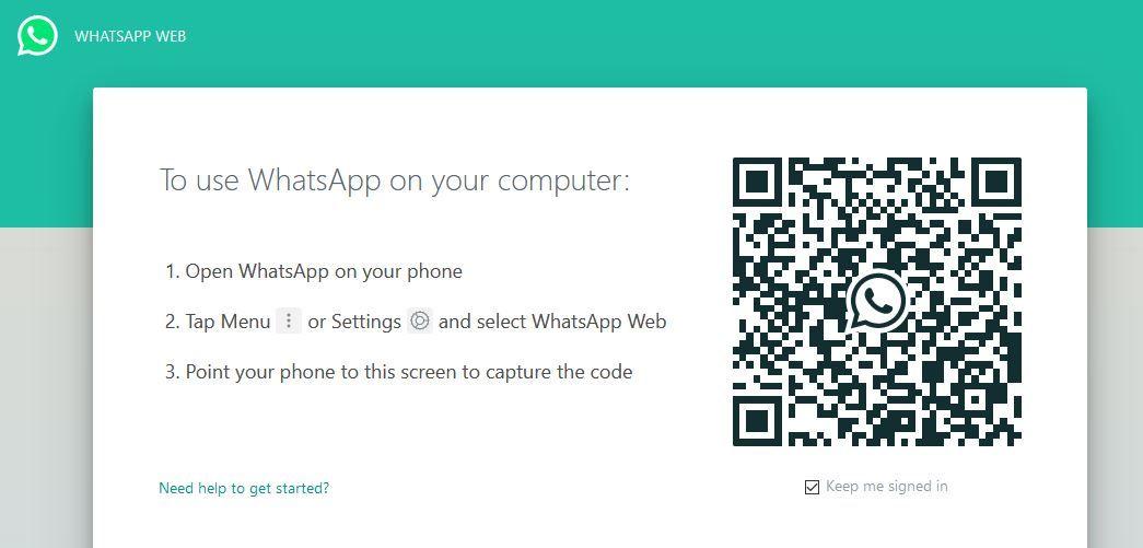 كيفية تشغيل الواتس اب Whatsapp Pc على الكمبيوتر بدون برامج