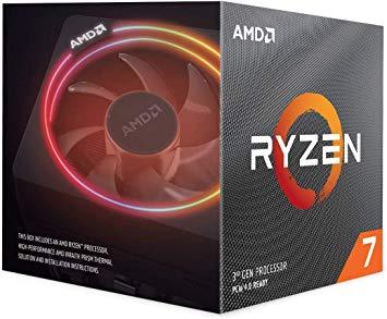 معالج AMD Ryzen 7 3700X أفضل معالج للألعاب بسعر مميز مقابل الأداء